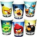 Стакан Angry Birds 250 мл 6шт/уп