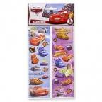 Наклейка Disney Тачки 8 листов