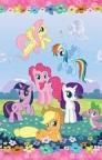 Скатерть п/э My Little Pony