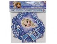 Гирлянда-буквы С ДР Disney Холодное Сердце