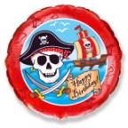Круг / Пираты С днём рождения