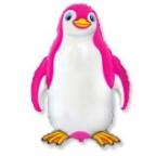 Счастливый пингвин фуксия