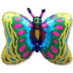 Бабочка золото