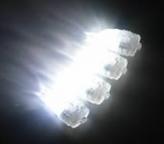 Подсветка для шара Белая
