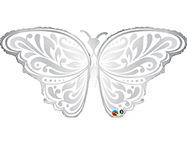 П ФИГУРА 6 Бабочка серебро